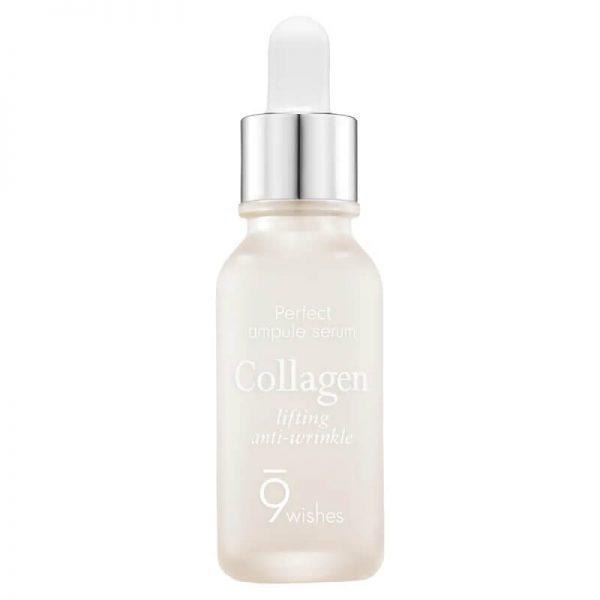 9 Wishes Ultimate Collagen Ampule Serum