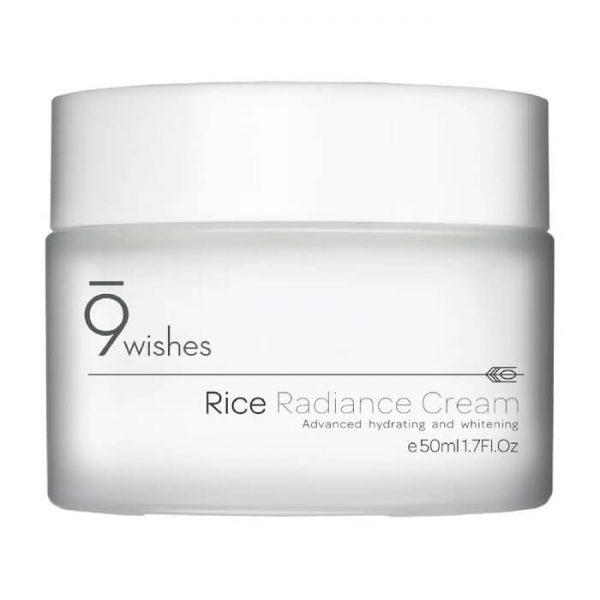 9 Wishes Rice Radiance Cream